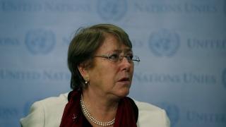 México firma con oficina de Bachelet  asesoría para encontrar a desaparecidos de Ayotzinapa