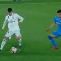 Nace una estrella: el túnel con el que Brahim Díaz enamora a los fanáticos del Real Madrid