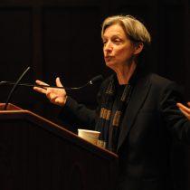 Judith Butler en charla magistral: