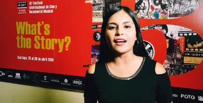 Camila Toro anticipa lo imperdible de una nueva versión de In-Edit