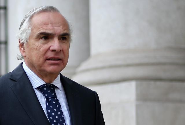 """Gobierno apuesta por """"ley corta"""" antiterrorista para agilizar tramitación de reforma"""