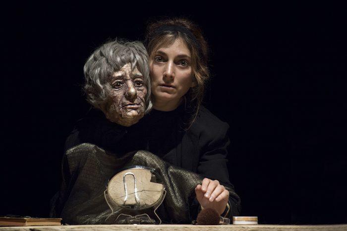 """Obra """"Chaika"""" en Teatro Finis Terrae"""