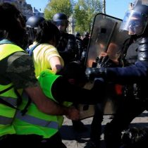 """París vive nueva jornada de protesta de los """"chalecos amarillos"""""""
