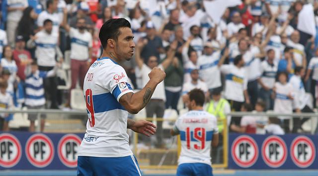 4-0: la goleada de Católica a la U para quedarse con el clásico y la punta de la tabla