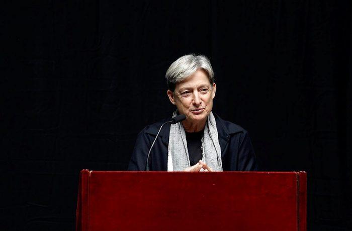 """La voraz política de Judith Butler: """"No creo que el futuro sean las mujeres, creo que es el feminismo"""""""