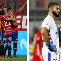 Séptima fecha del Campeonato Nacional: Unión Española sigue como líder y la U se mantiene en puestos de descenso