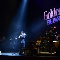 Golden Big Band en Teatro Regional del Maule