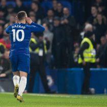 Eden lo hizo otra vez: el maradoniano gol de Hazard al West Ham de Pellegrini