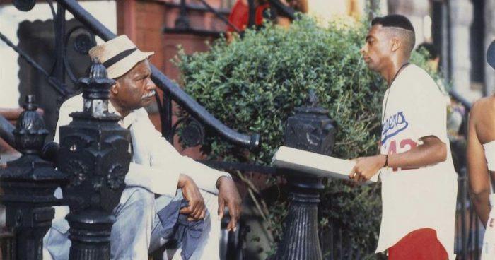 """Película """"Haz lo correcto"""" de Spike Lee en Cine Arte Normandie"""