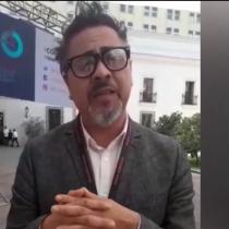 Héctor Cossio desde La Moneda: Piñera y ministra Schmidt lanzan la cumbre del clima COP 25