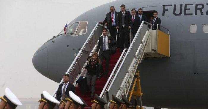 """La insólita explicación de La Moneda por presencia de los hijos de Piñera en gira a China: """"Queremos estar con nuestra familia"""""""