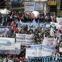 Huelga en Argentina: Sindicatos se lanzan a la calle contra Macri y por la vuelta del peronismo