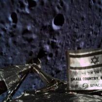 Beresheet: la misión espacial de Israel se estrella cuando estaba a punto de alcanzar la superficie de la Luna