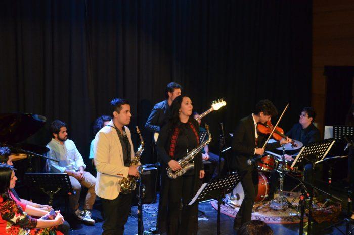 Jazz en Plaza de Puente Alto