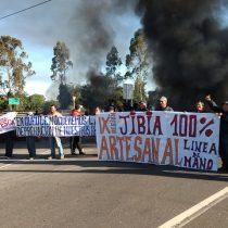 """Artesanales rechazan amenazas de despidos por nueva ley de la jibia y acusan """"campaña del terror"""" de la industria pesquera"""