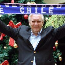 Jorge Burgos, el nombre que manejan en Azul Azul para sacar a la Universidad de Chile de la crisis