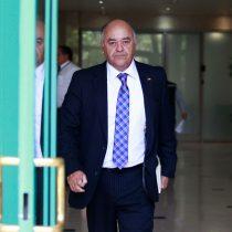 Gobierno saca a Jorge Ulloa de intendencia del Biobío