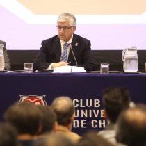 Estudian acciones legales: molestia causó en Universidad de Chile regalo de compañía de artículos de aseo personal