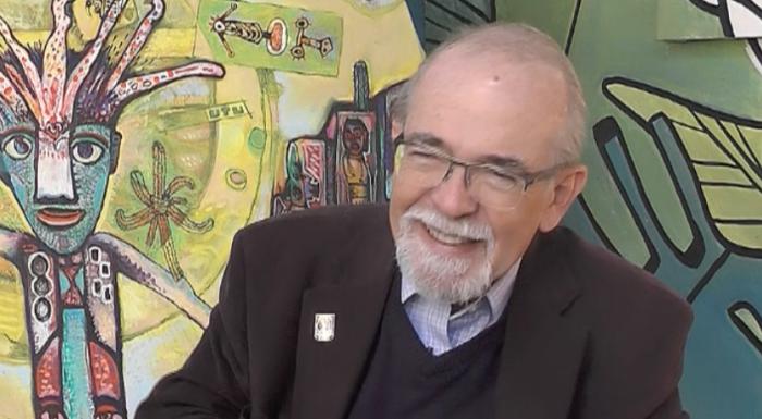 Charla de astrónomo José Maza en Providencia