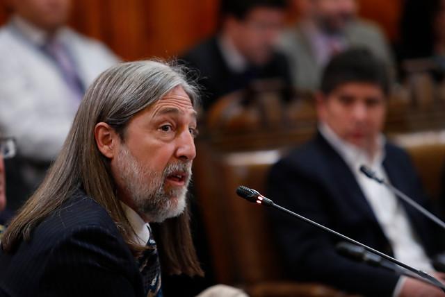 """Comisión investigadora del """"Desastre de Rancagua"""" pone presión al senador Letelier para que asista en persona a hacer sus descargos"""