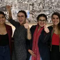 Diputadas celebran aprobación del proyecto de ley