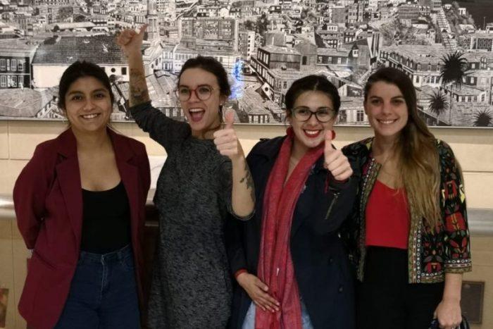 """Diputadas celebran aprobación del proyecto de ley """"Sin consentimiento es violación"""""""