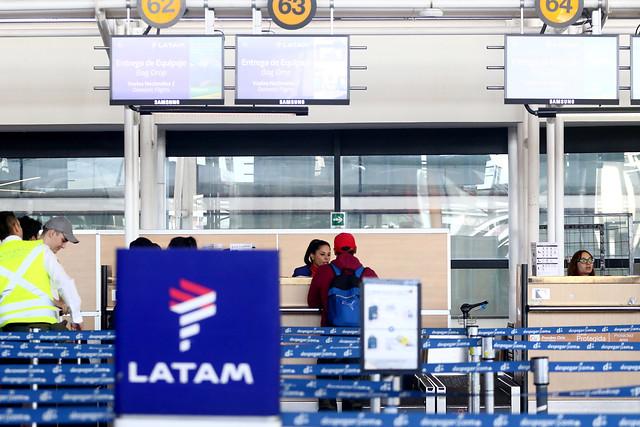 Fijan fecha para primera audiencia del proceso de reestructuración de deuda solicitado por Latam
