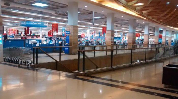 Walmart Chile cierra todos sus locales en la Región Metropolitana