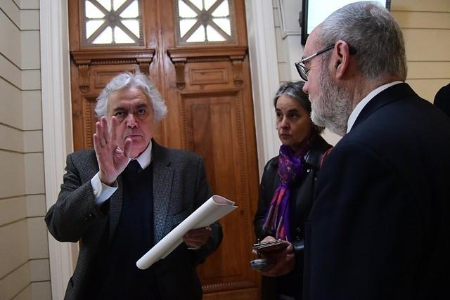 """Abogado del caso Frei fustiga al rector Sánchez: """"Ofende gravemente a la justicia, a la familia y a la DC"""""""