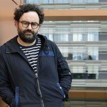 Escritor chileno Gonzalo Maier: