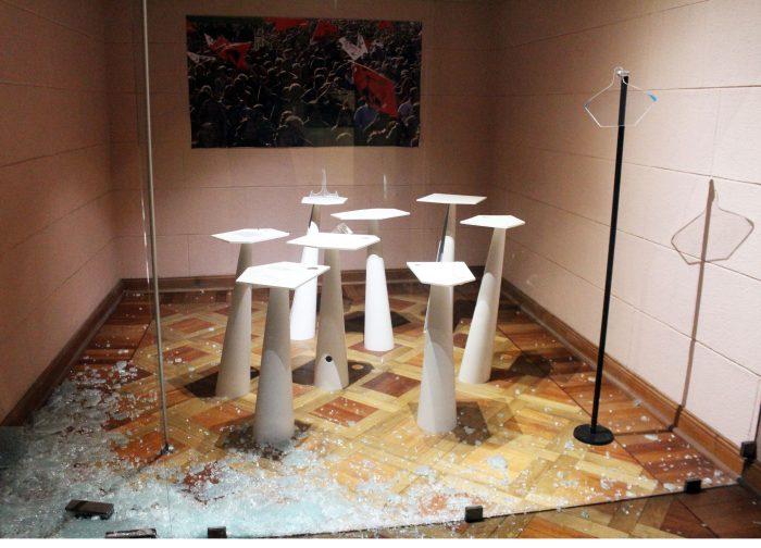 Museo de la Solidaridad denuncia robo de objetos de Salvador Allende y obras de Hugo Rivera