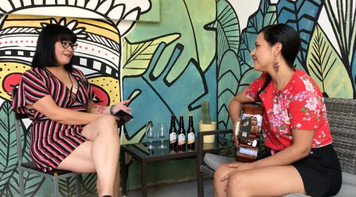 """Natalia Corvetto en 'A Tono': """"Todas las discriminaciones que pude vivir como mujer en la música, las viví en la universidad"""""""
