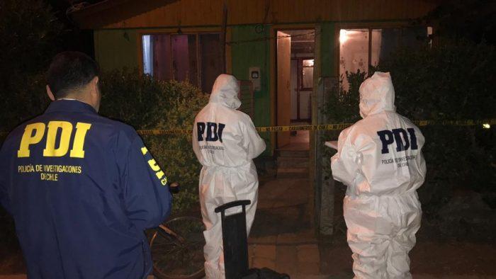 Femicidio en el Ñuble: mujer fue asesinada de un disparo frente a dos de sus hijos