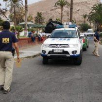Femicidio en Arica: sujeto apuñaló a su expareja en plena vía pública