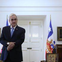 A Piñera se le apareció el otoño