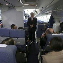 Piñera dejó a Codelco abajo del avión a China y desató la furia de Nelson Pizarro
