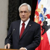 Piñera sale en defensa de Chadwick por mensajes de WhatsApp: