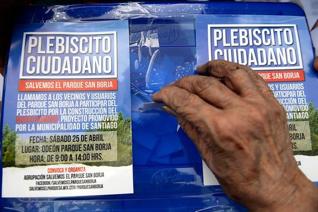Plebiscitos y municipios ciudadanos