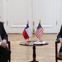 Pompeo le mete miedo a Piñera y advierte que China podría inyectar