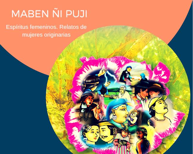 """Lanzamiento de libro """"Maben Ñi Puji Femeninos. Relatos de Mujeres Originarias"""" en la USACH"""