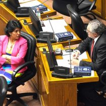 Reforma tributaria: Provoste marca distancia de la bancada de senadores DC con la directiva de Chahin