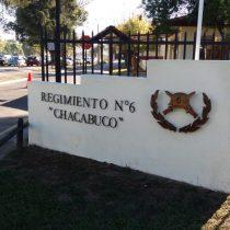 Insólito asalto a regimiento en Concepción termina con dos soldados heridos y el robo de fusiles de guerra