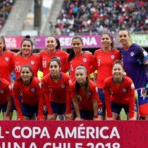La Roja femenina empató con Escocia en su preparación para el Mundial de Francia