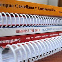 Textos escolares: FNE confirma las fallas del mercado y lanza propuestas para conseguir