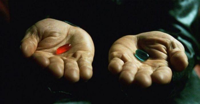 """""""The Matrix"""", veinte años de paranoia tecnológica y pastillas azules o rojas"""