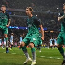 Electrizante partido: Tottenham sorprendió al Manchester City y le robó la clasificación gracias al VAR