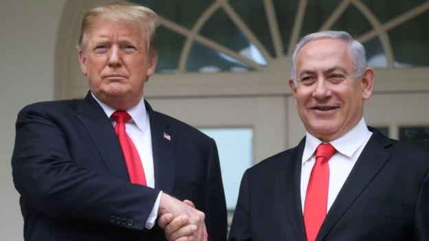 """Qué es el """"pacto del siglo"""" de Trump para israelíes y palestinos (y por qué puede fracasar)"""