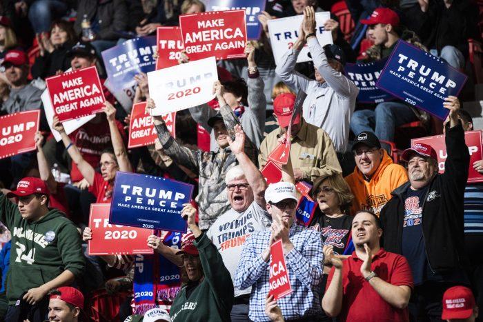 Trump hace campaña para su reelección con foco en logros económicos bajo su mando