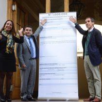 Cifra histórica: CPLT celebra 1 millón de solicitudes de acceso a la información a organismos del Estado