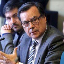 """Diputado Urrutia (UDI) critica al Senado por desvinculación de edecán naval: """"No me parece razonable que endosen a la Armada sus compromisos para aparecer como austeros"""